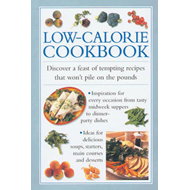 Low-calorie Cookbook (BOK)