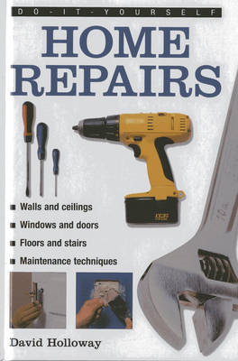 Do It Yourself Home Repairs (BOK)