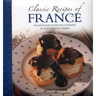 Classic Recipes of France (BOK)