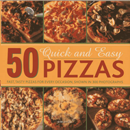 50 Quick and Easy Pizzas (BOK)
