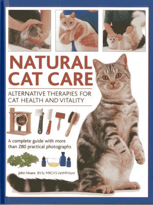 Natural Cat Care: Alternative Therapies for Cat Health and Vitality (BOK)