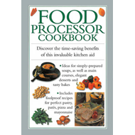 Food Processor Cookbook (BOK)