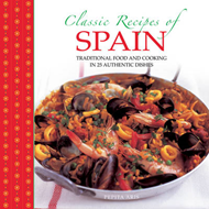 Classic Recipes of Spain (BOK)