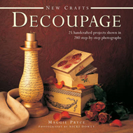 New Crafts: Decoupage (BOK)