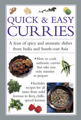 Quick & Easy Curries (BOK)