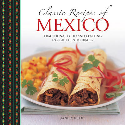 Classic Recipes of Mexico (BOK)