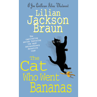 The Cat Who Went Bananas (BOK)