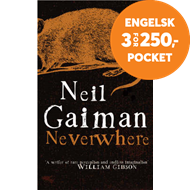 Produktbilde for Neverwhere (BOK)