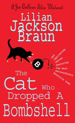 The Cat Who Dropped a Bombshell (BOK)