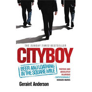 Cityboy: Beer and Loathing in the Square Mile (BOK)