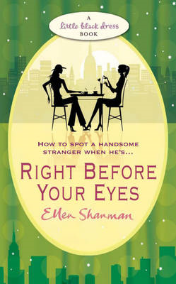 Right Before Your Eyes (BOK)