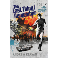 The Last Thing I Remember (BOK)