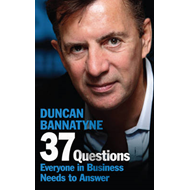 37 Questions Everyone in Business Needs to Answer (BOK)