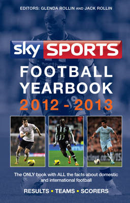 Sky Sports Football Yearbook: 2012-2013 (BOK)