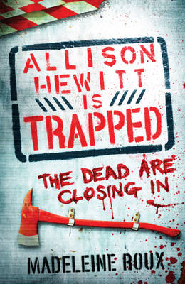 Allison Hewitt is Trapped (BOK)