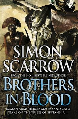 Brothers in Blood (Eagles of the Empire 13) (BOK)