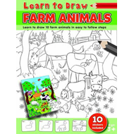 Learn to Draw Farm Animals (BOK)