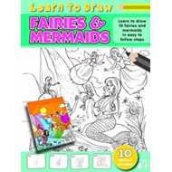 Learn to Draw Fairies and Mermaids (BOK)