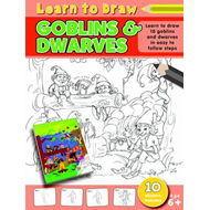 Learn to Draw Goblins and Dwarves (BOK)