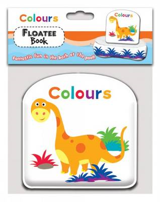 Floatee Book - Colours (BOK)