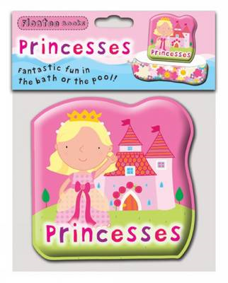 Floatee Book - Princesses (BOK)