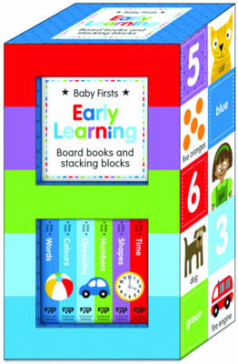 Early Learning Boxed Set - Early Learning (BOK)