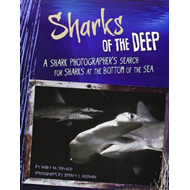 Sharks of the Deep (BOK)