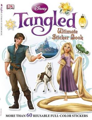 Tangled: Ultimate Sticker Book (BOK)