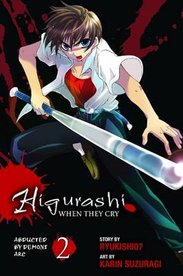 Higurashi When They Cry: Abducted by Demons Arc, Vol. 2 (BOK)