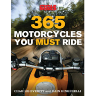 365 Motorcycles You Must Ride (BOK)