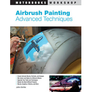 Airbrush Painting Advanced Techniques (BOK)
