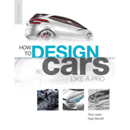 How to Design Cars Like a Pro (BOK)
