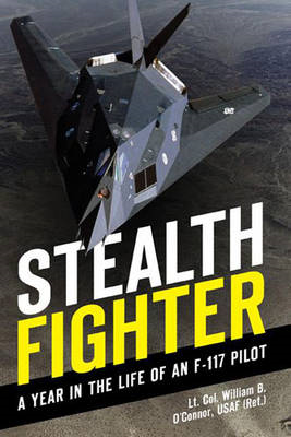 Stealth Fighter: A Year in the Life of an F-117 Pilot (BOK)