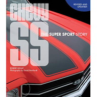 Chevy SS: The Super Sport Story (BOK)
