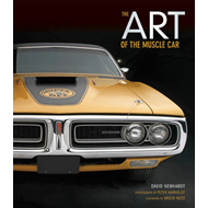 Art of the Muscle Car (BOK)