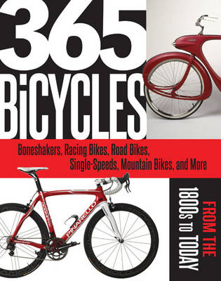 365 Bicycles You Must Ride (BOK)