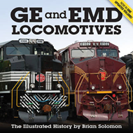 Ge and Emd Locomotives (BOK)