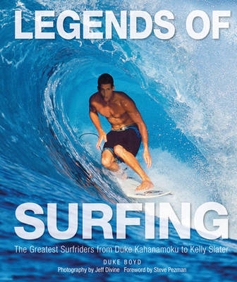 Legends of Surfing (BOK)