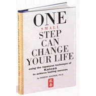 One Small Step Can Change Your Life (BOK)