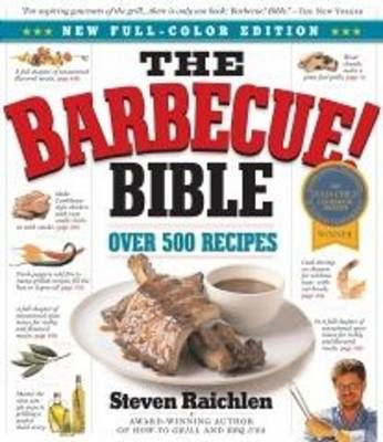 The Barbecue! Bible: Over 500 Recipes (BOK)
