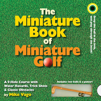 Miniature Book of Miniature Golf (BOK)