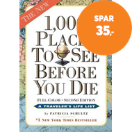 Produktbilde for 1,000 Places to See Before You Die - Revised Second Edition (BOK)