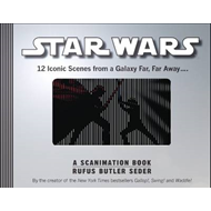 Star Wars: A Scanimation Book (BOK)