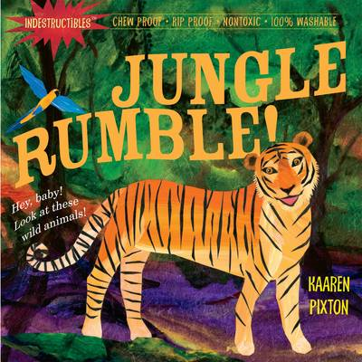 Jungle, Rumble! (BOK)