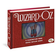 Wizard of Oz: A Scanimation Book (BOK)
