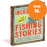 Produktbilde for Incredible--and True!--Fishing Stories (BOK)