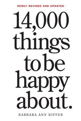 14,000 Things to Be Happy About (BOK)