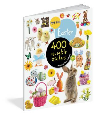 Eyelike Stickers: Easter (BOK)