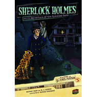 Sherlock Holmes And The Adventure Of The Speckled Band #5 (BOK)