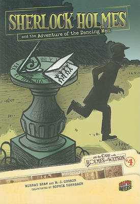 Sherlock Holmes and the Adventure of the Dancing Men (BOK)